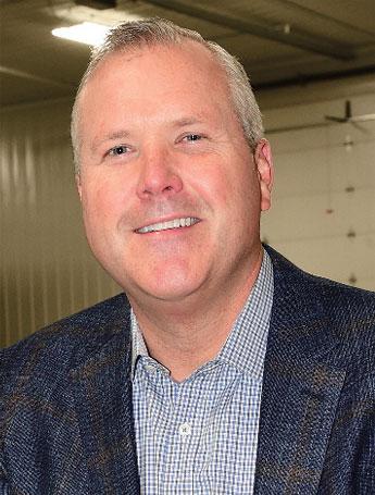 Bob Martin, president and CEO, Thor