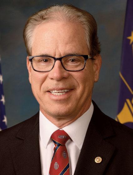 Indiana Senator Mike Braun